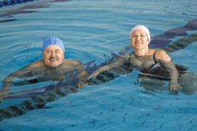 Diafit Schwimmen