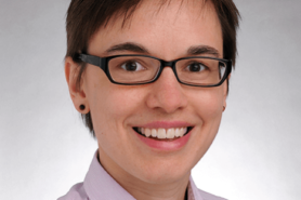 Portrait Dr. med. Lea Slahor