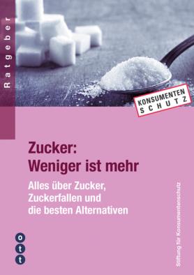 Buch Zucker. Weniger ist mehr