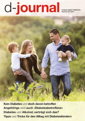 Cover Junge Familie mit zwei Kleinkindern