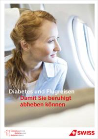 Broschüre Flugreisen