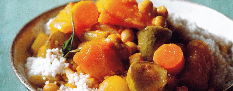 Rezept Gemischter Gemuesetopf Auf Couscous