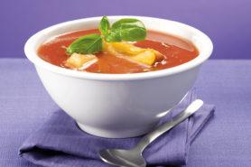 Rezept Zwetschgen Tomatensuppe