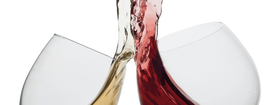 Rot- und Weisswein