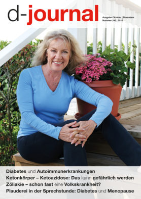 Titelbild Frau sitz auf Treppe