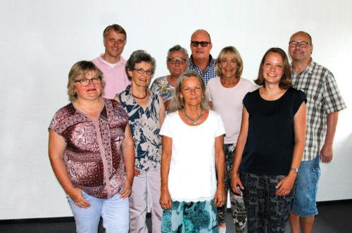 Vorstandsmitglieder vom Förderverein MoPoTsyo