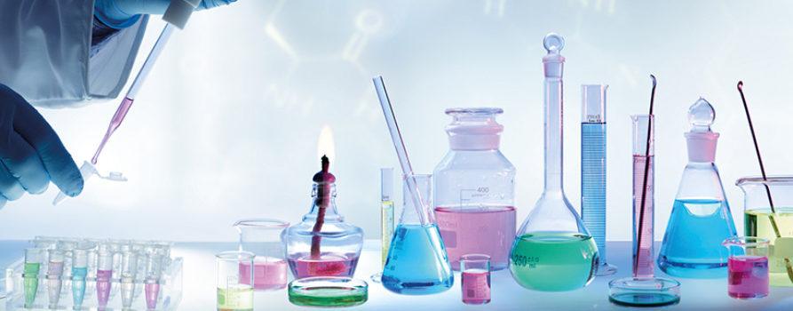 Labor Chemikalien