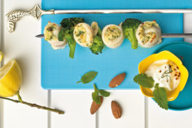 Rezept Broccoli Eglifilet Spiessli