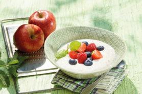 Rezept Amarant Apfelmüesli