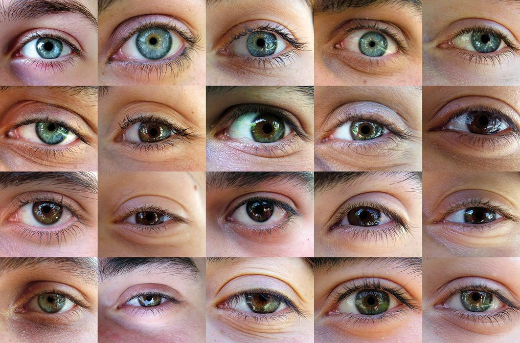 Augenuntersuchung bei diabetes