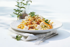 Rezept Zitronen Couscous Mit Aepfeln