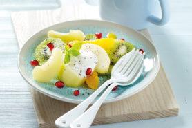 Rezept Gewuerz Fruchtsalat Mit Tasmanischem Pfeffer
