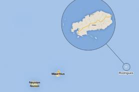 Die Insel Rodrigues