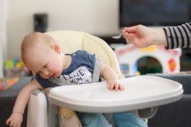 Kleinkind will nicht essen