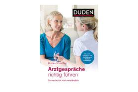 Buch: Arztgespräche richtig führen