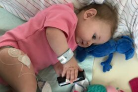 Diabetes im Babyalter