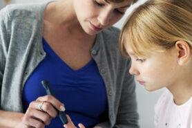 """Sind Kinder mit Diabetes Typ1 """"hilflos""""?"""